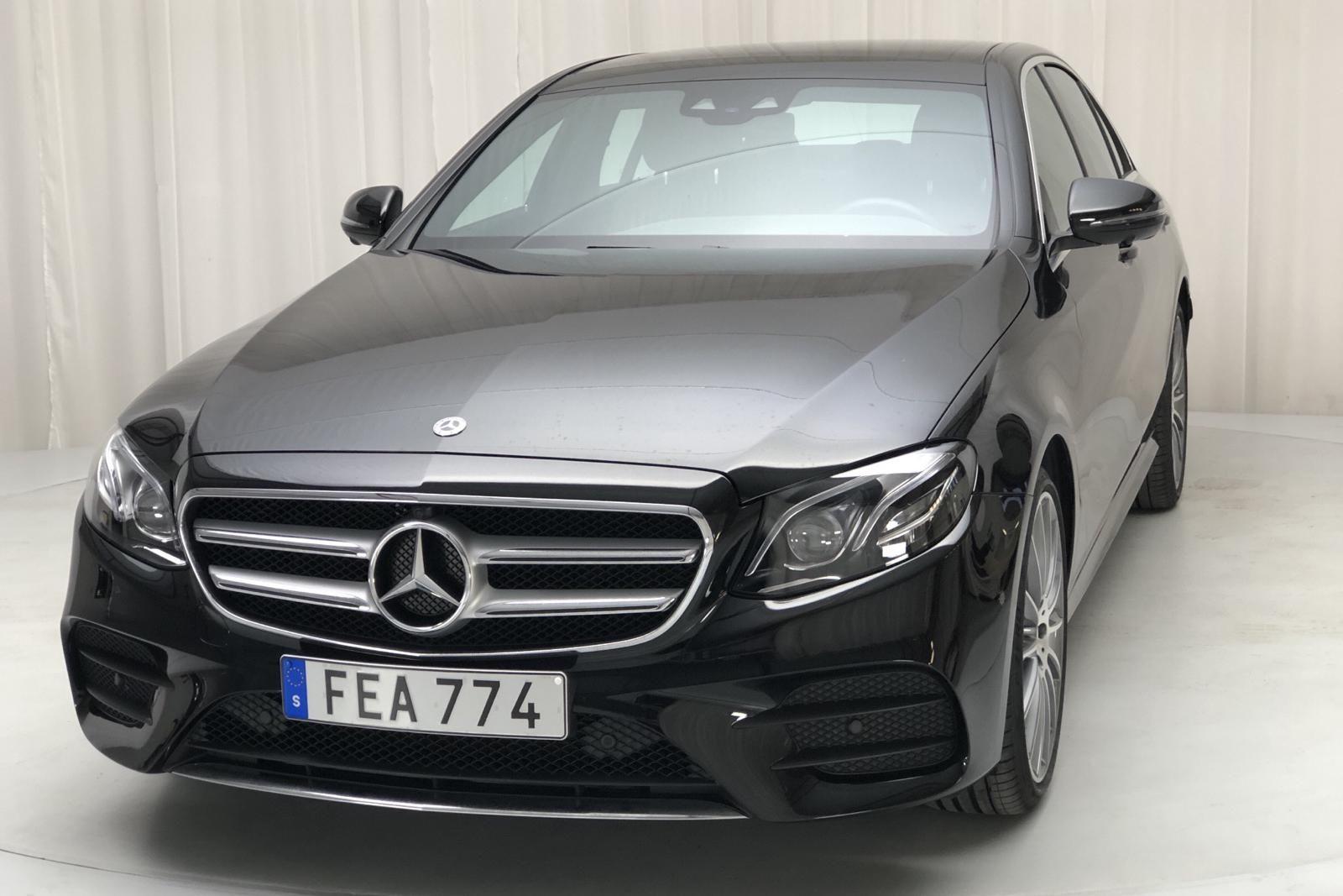 Mercedes E 350 d W213 (258hk)
