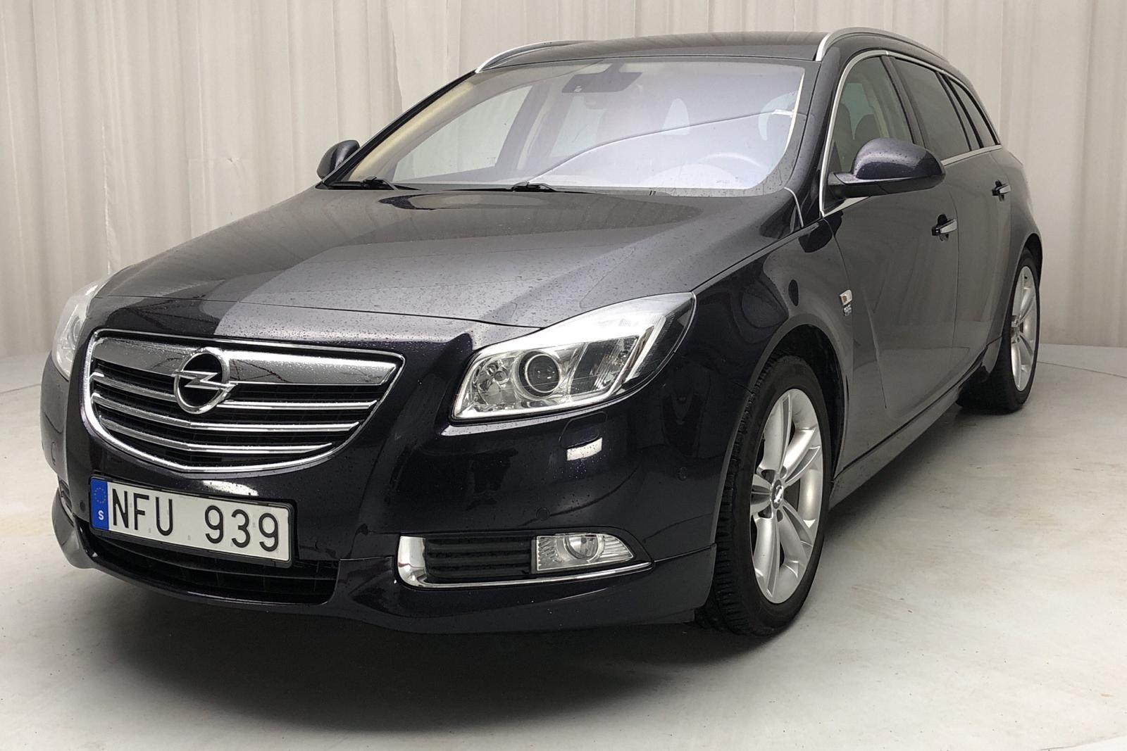 Opel Insignia 2.0 CDTI ecoFLEX Sport Tourer (160hk)