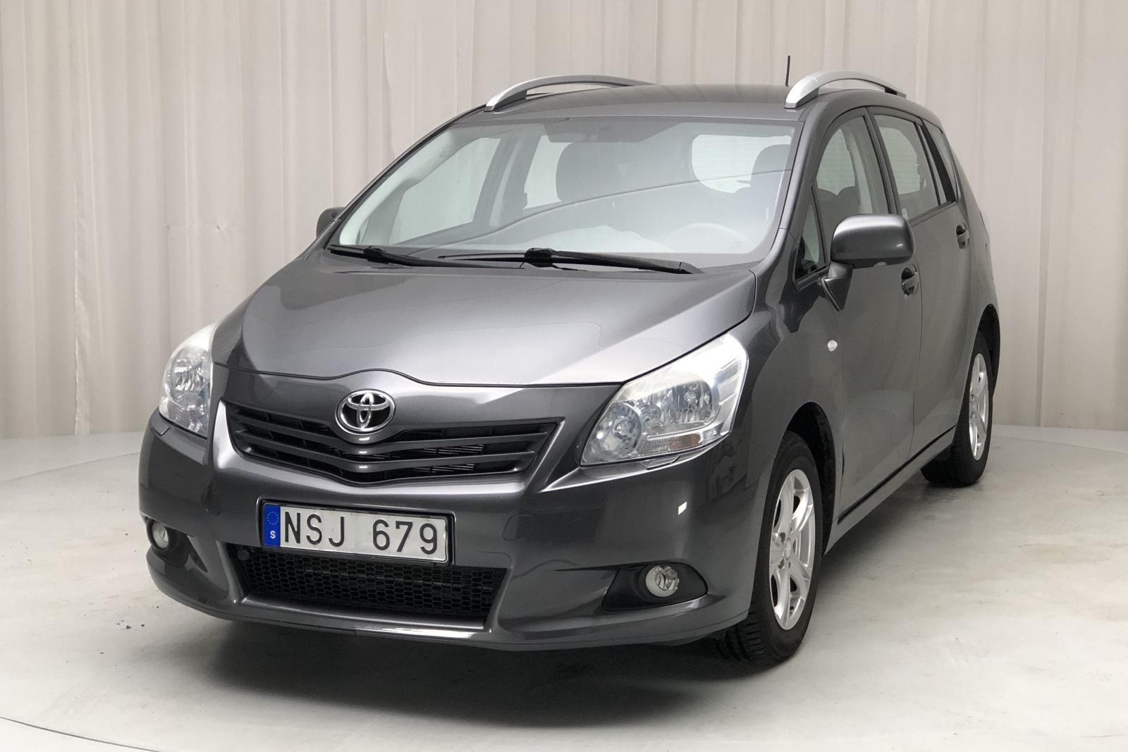 Toyota Verso 1.8 (147hk)