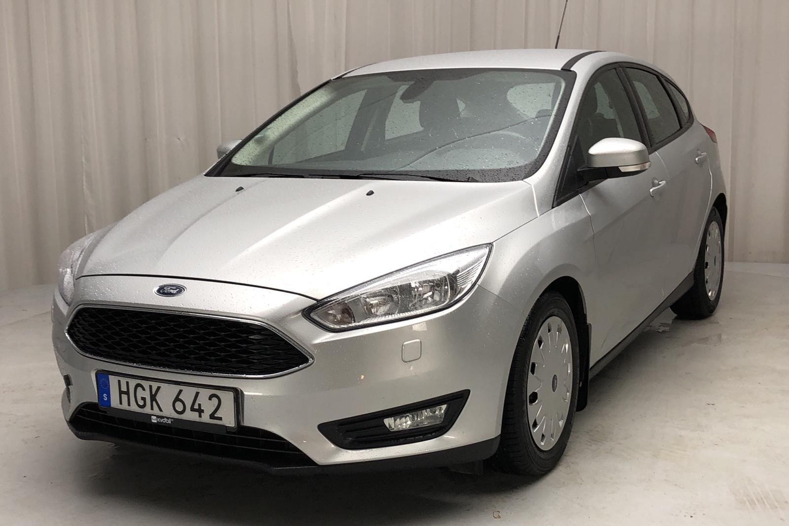 Ford Focus 1.5 TDCi ECOnetic 5dr (105hk)