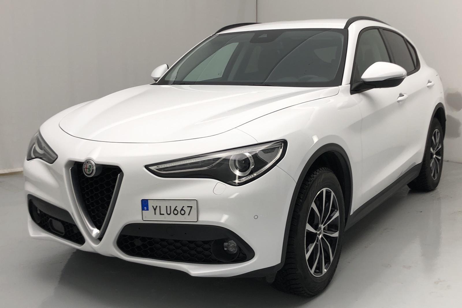 Alfa Romeo Stelvio 2.2 D AWD (210 PS)