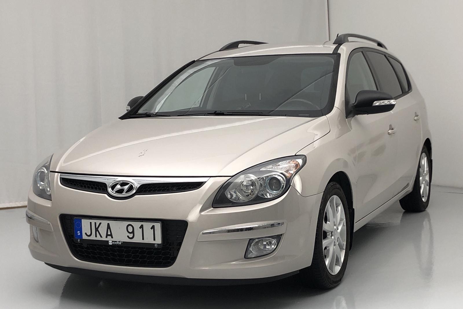 Hyundai i30 1.6 CRDi Estate (128hk)