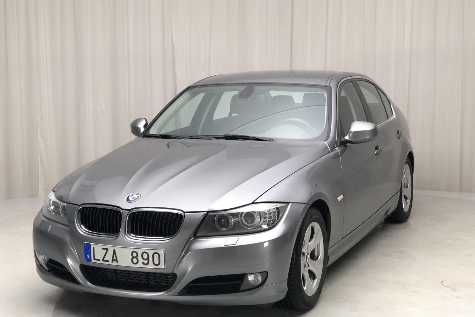 BMW 320d Limousine EfficientDynamics, E90 (163hk)