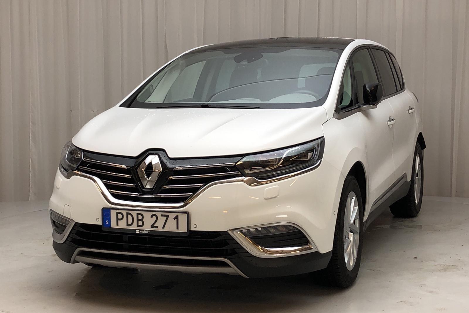 Renault Espace 1.6 dCi (130hk)