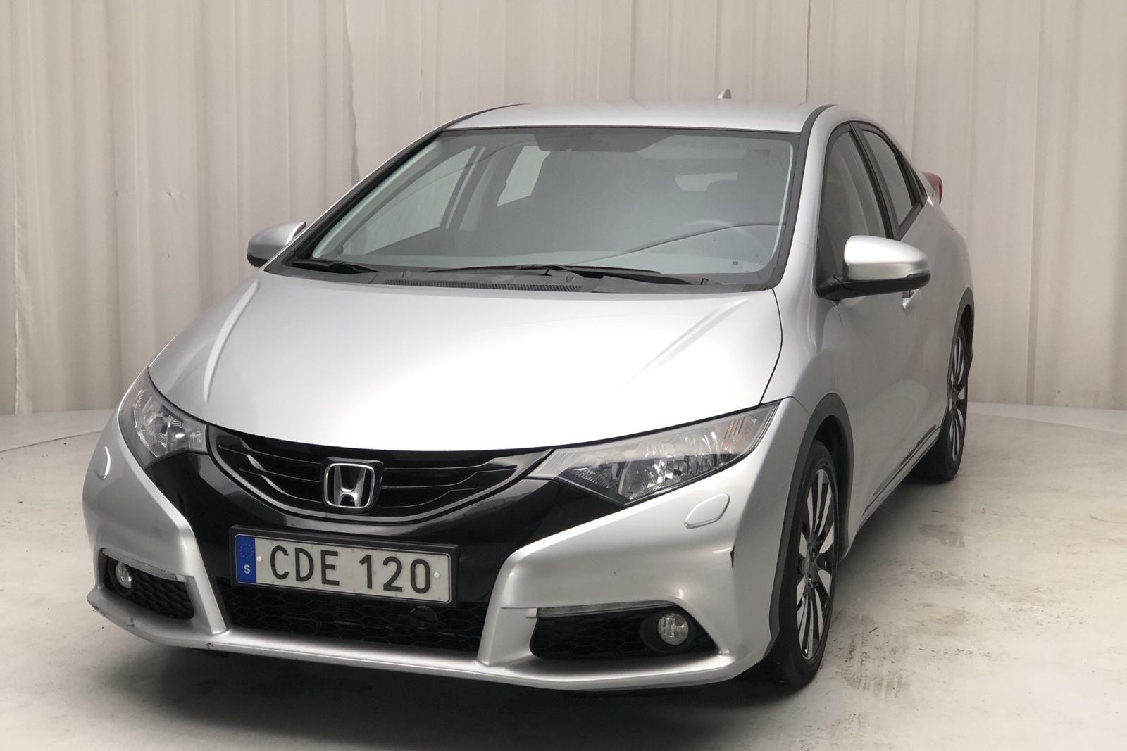 Honda Civic 1.6 i-DTEC 5dr (120hk)