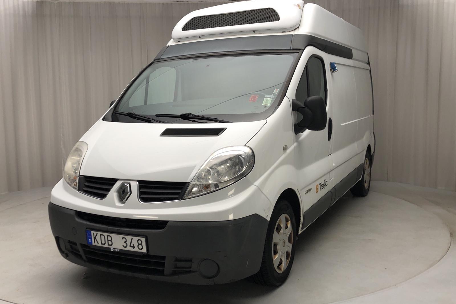 Renault Trafic 2.5 dCi FAP Kylbil (146hk)