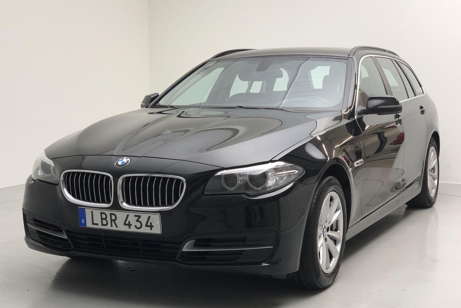 BMW 520d Touring, F11 (190hk)
