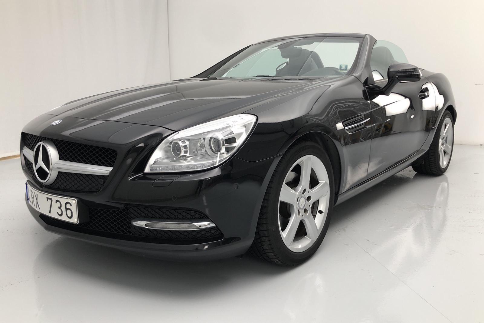Mercedes SLK 200 R172 (184hk)