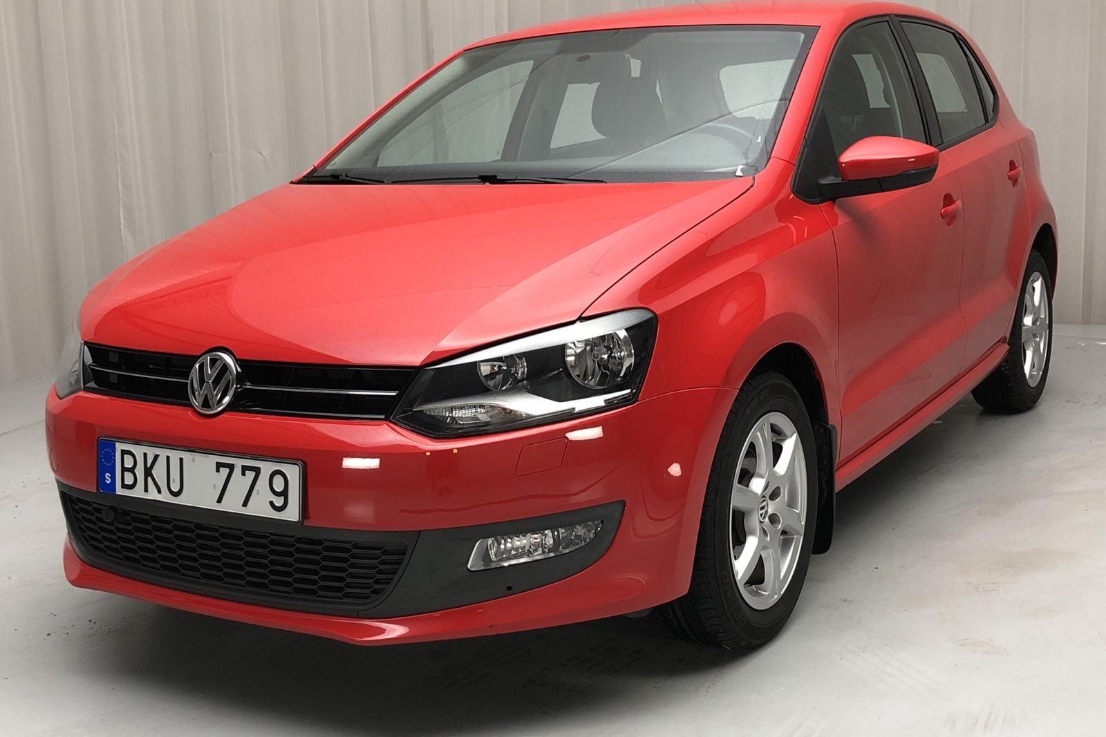 VW Polo 1.2 TSI 5dr (90hk)