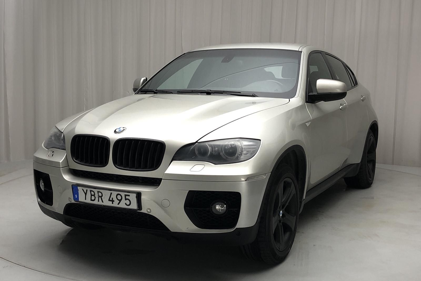 BMW X6 35i, E71 (306 PS)