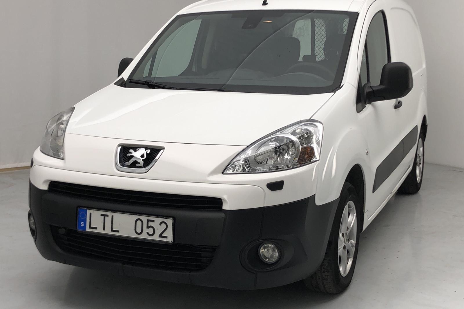 Peugeot Partner 1.6 HDI Skåp (90hk)