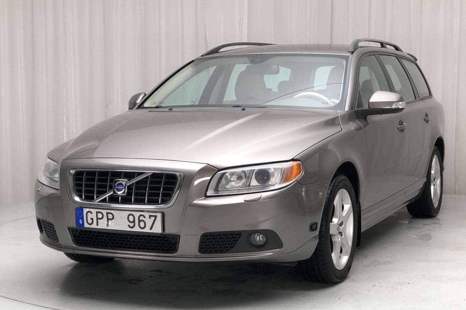 Volvo V70 II 2.0F (145hk)