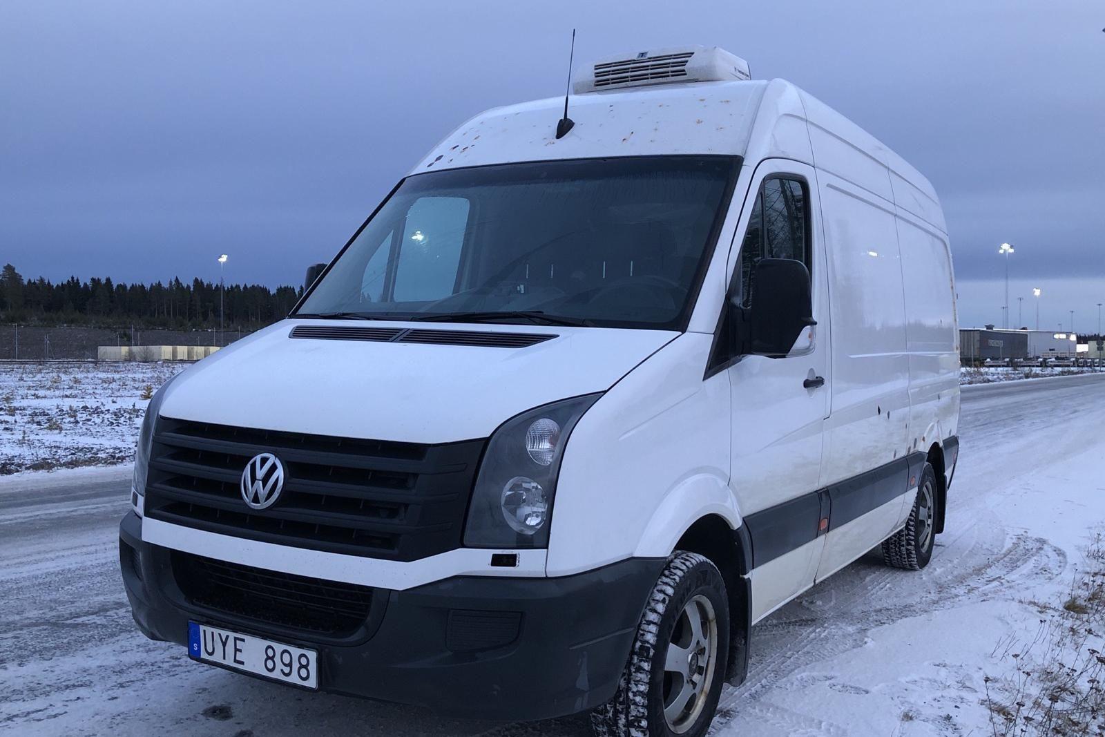 VW Crafter 35 2.0 TDI Skåp (136hk)