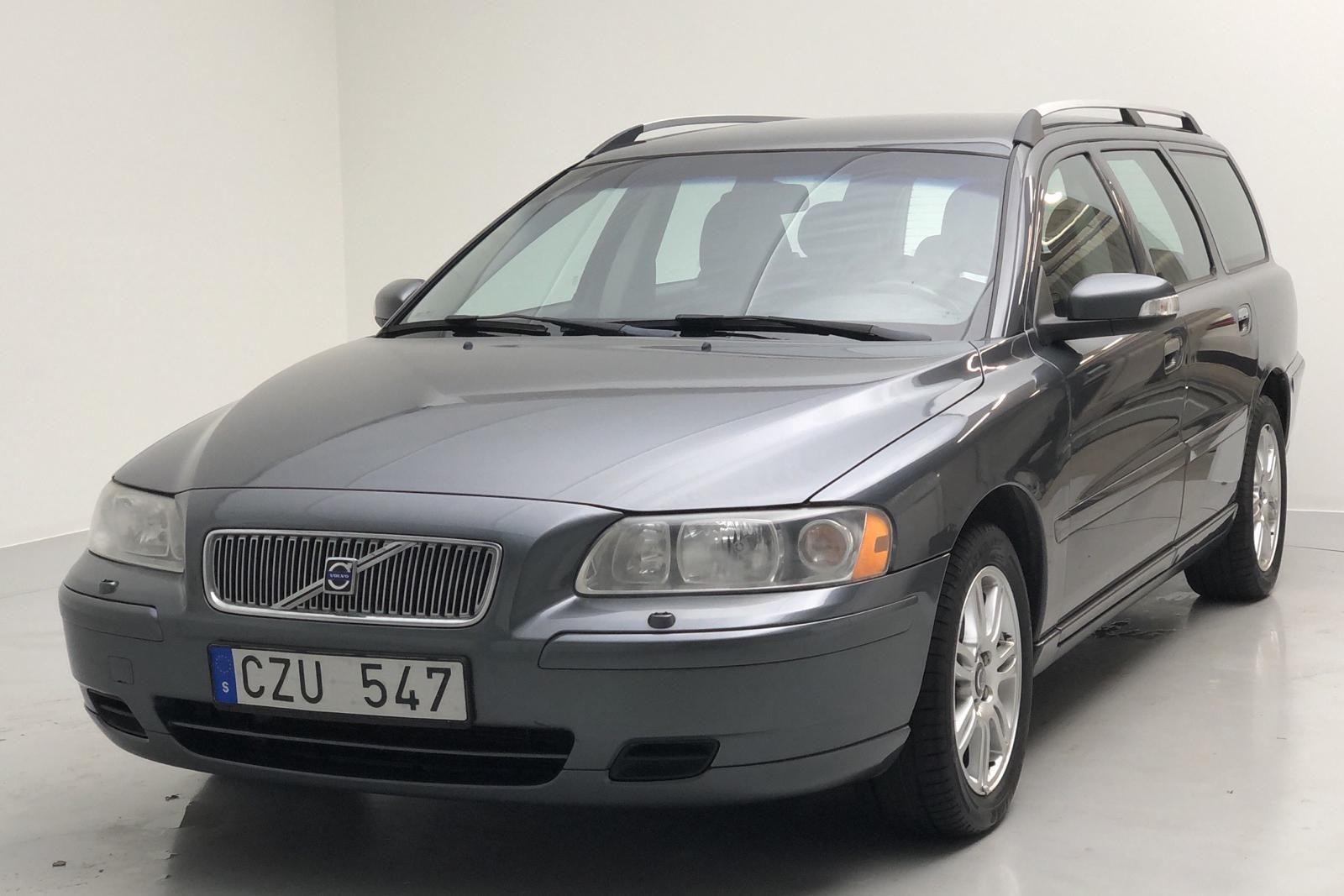 Volvo V70 2.4 (170hk)