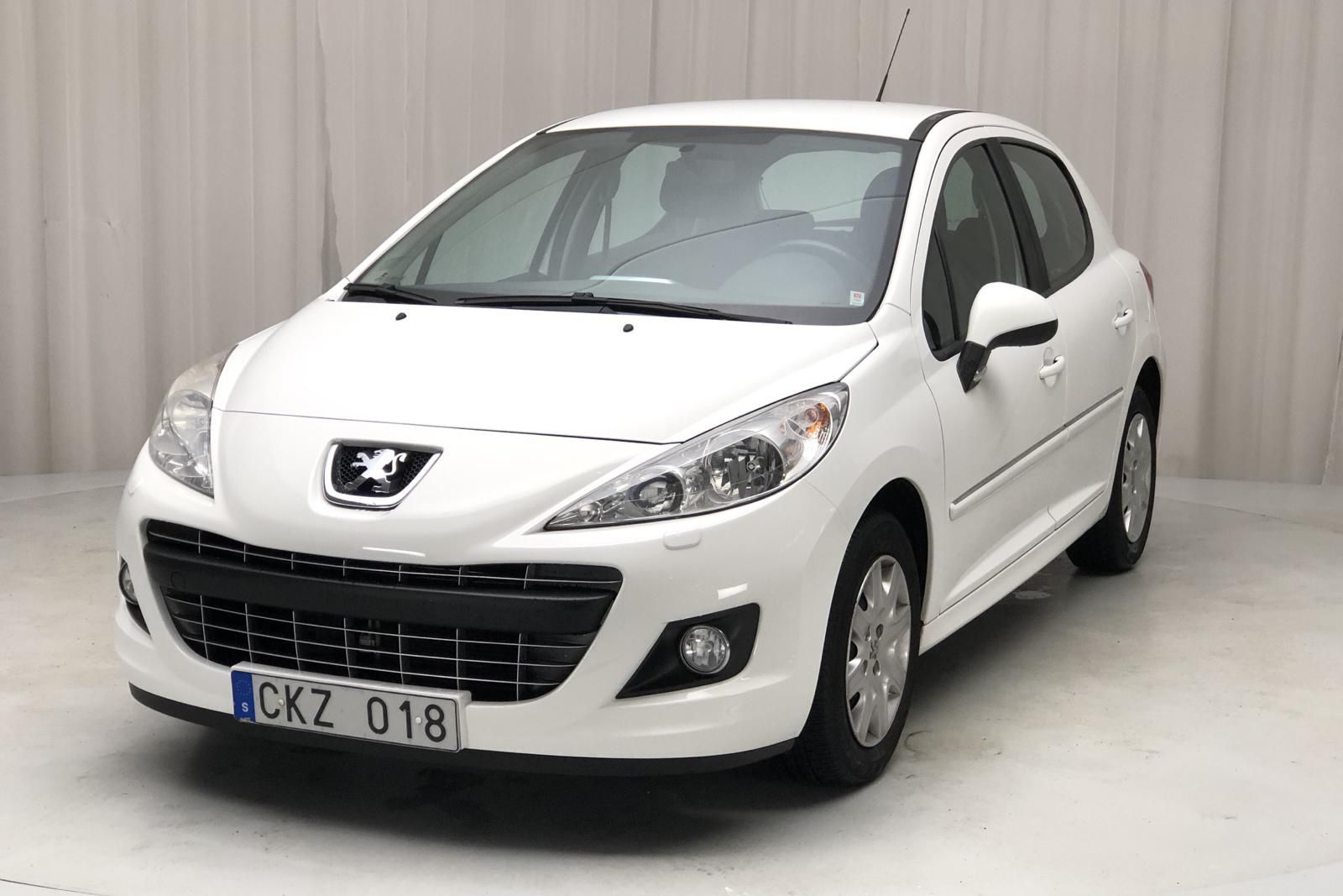 Peugeot 207 1.4 HDi 5dr (68 PS)