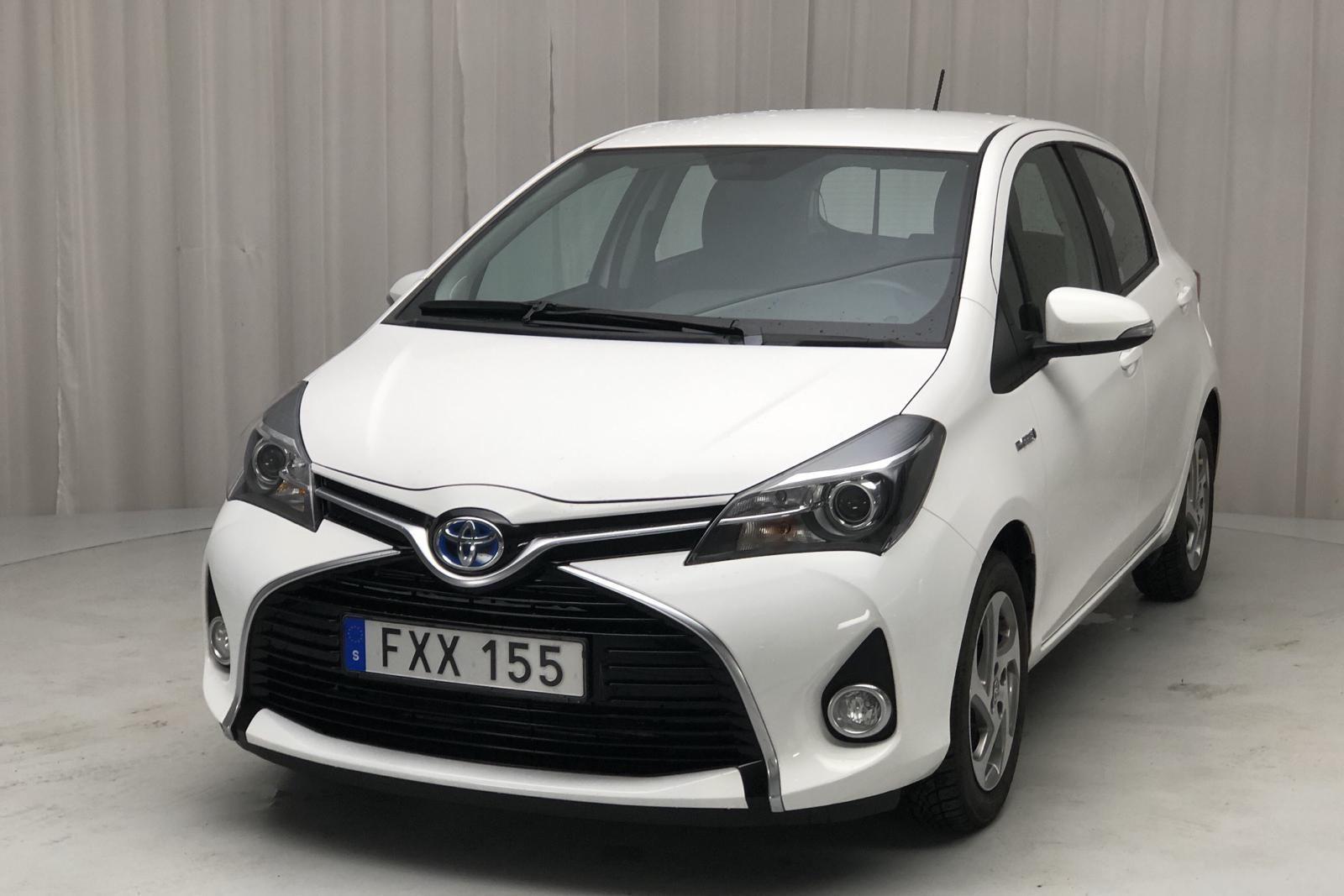 Toyota Yaris 1.5 HSD 5dr (75hk)