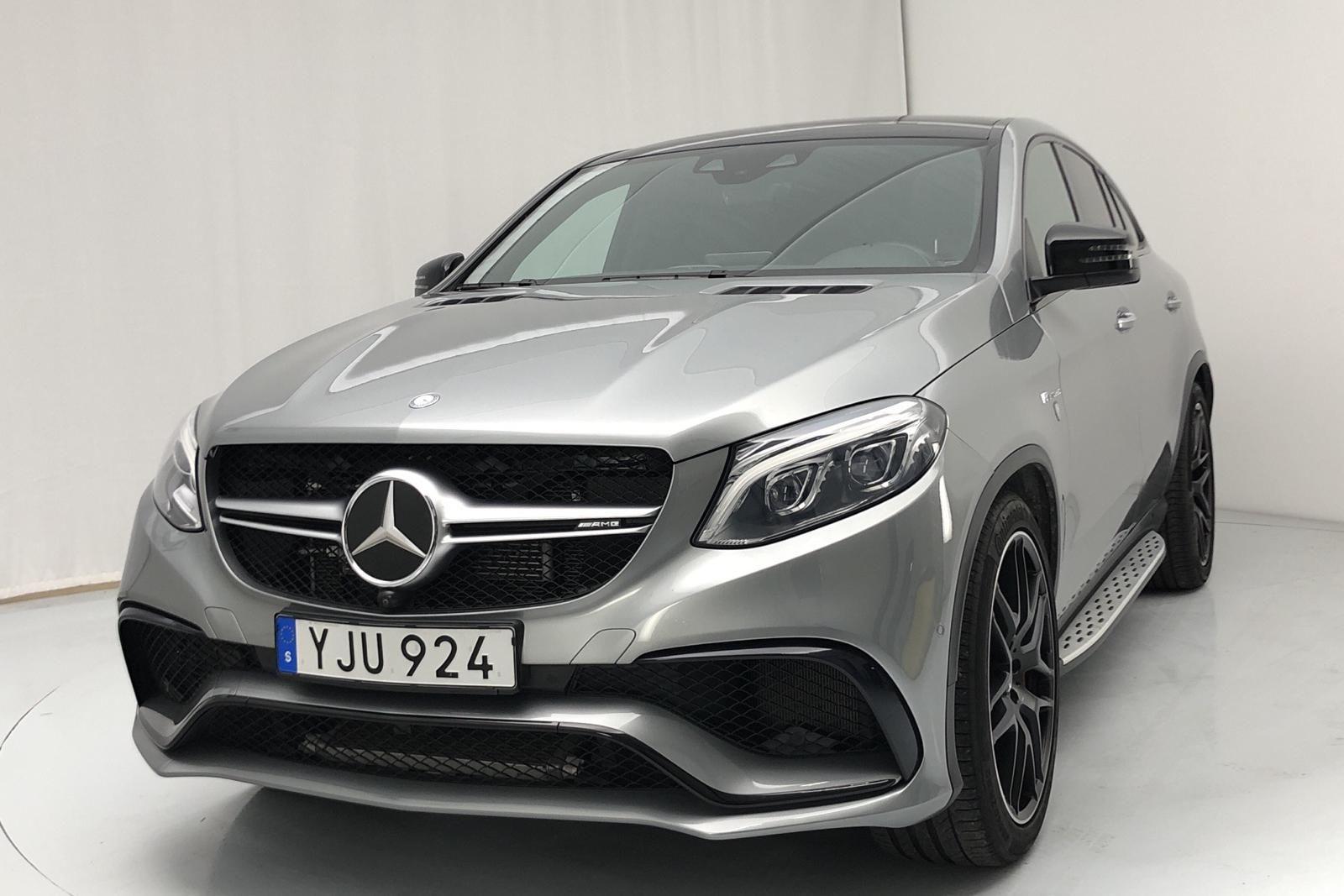 Mercedes AMG GLE 63 S (585hk)