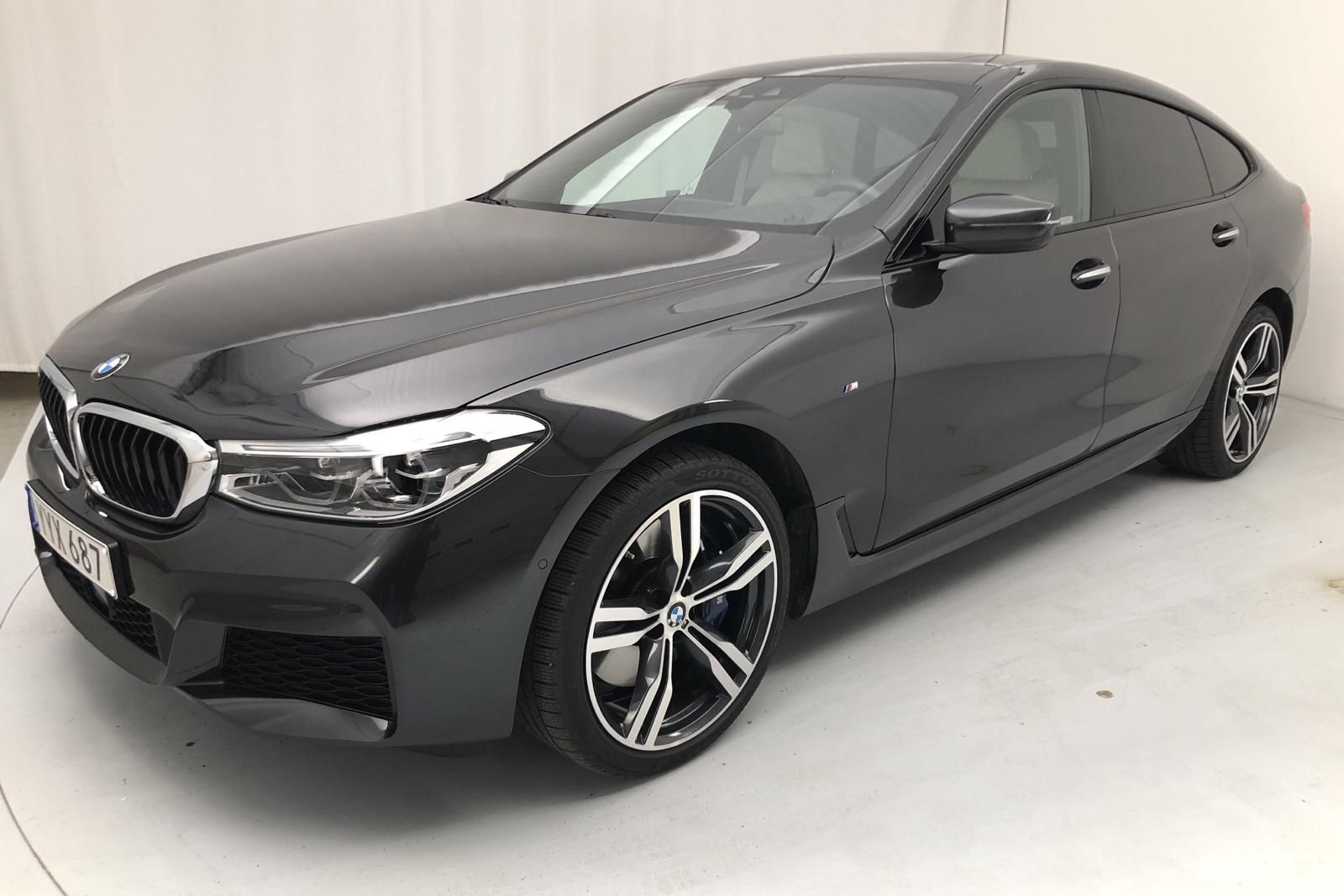 BMW 630d GT xDrive, G32 (265hk)