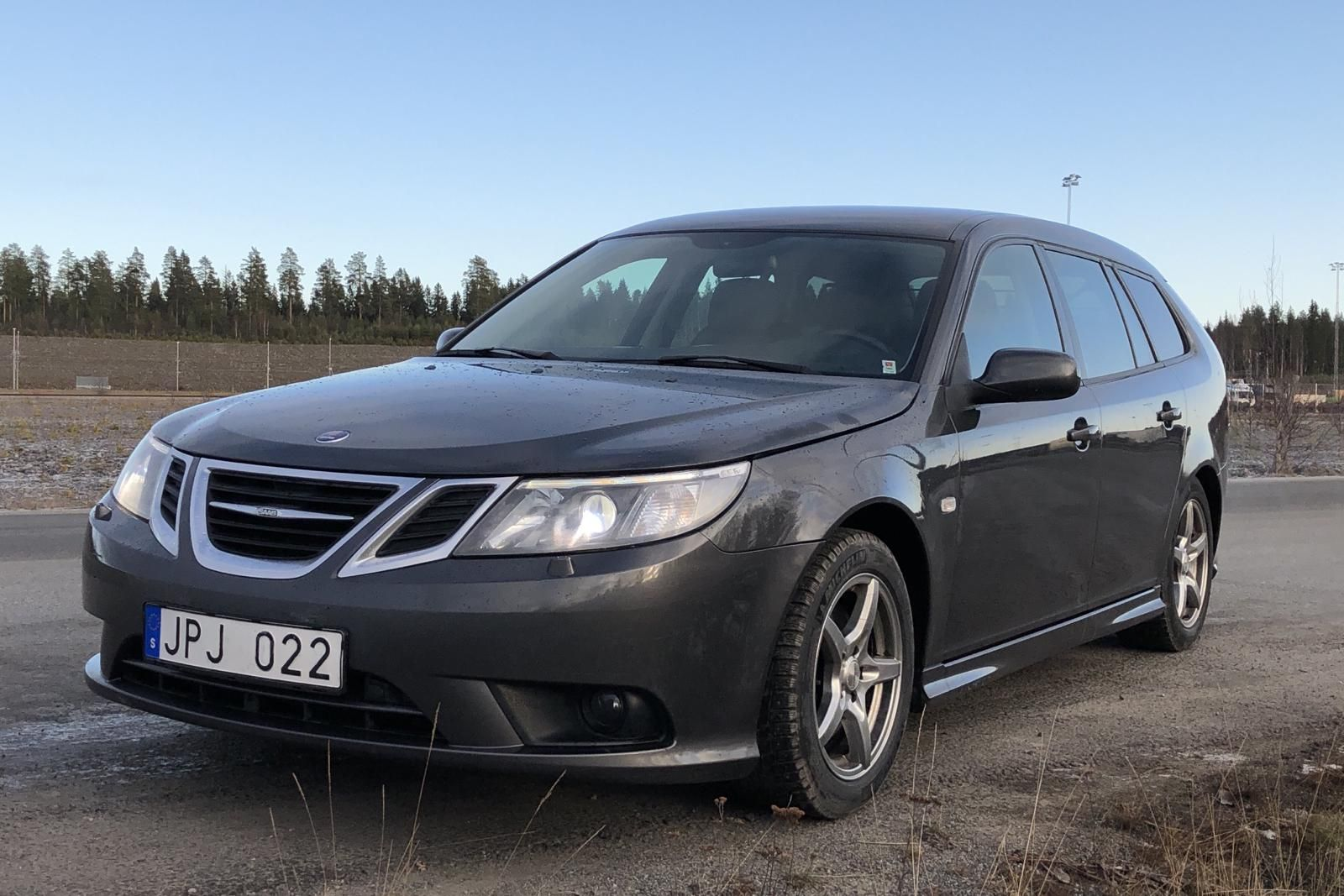 Saab 9-3 2.0T XWD SportCombi (210HK)