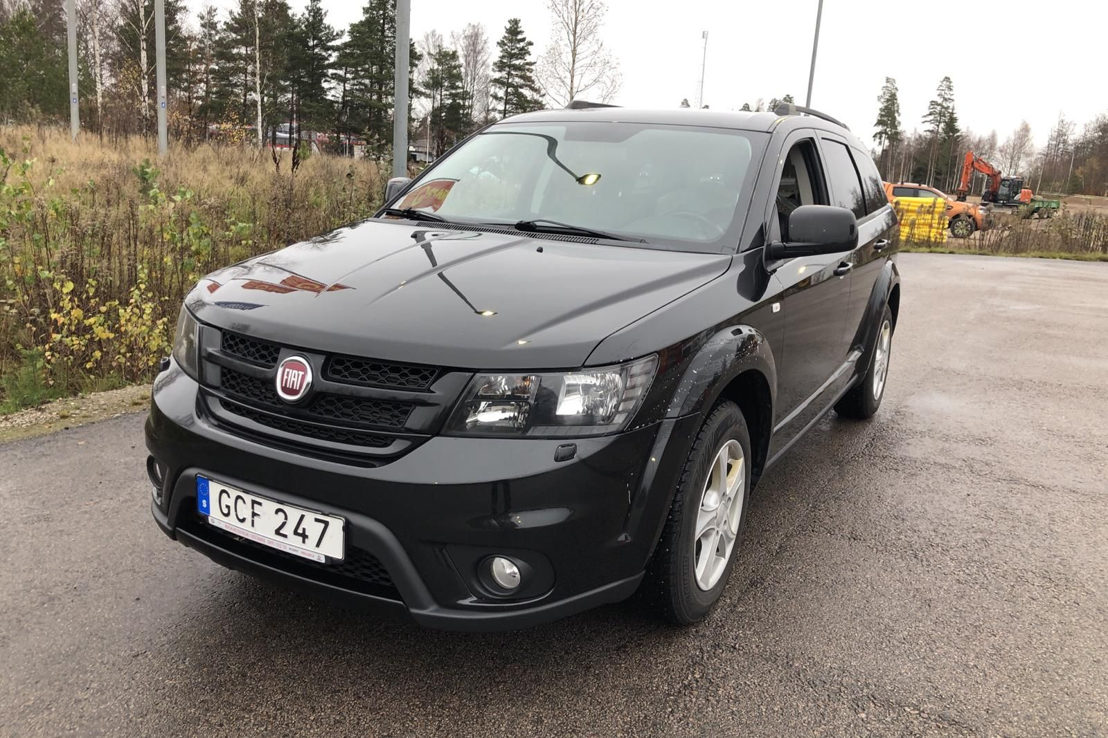 Fiat Freemont 2.0 Multijet AWD (170hk)