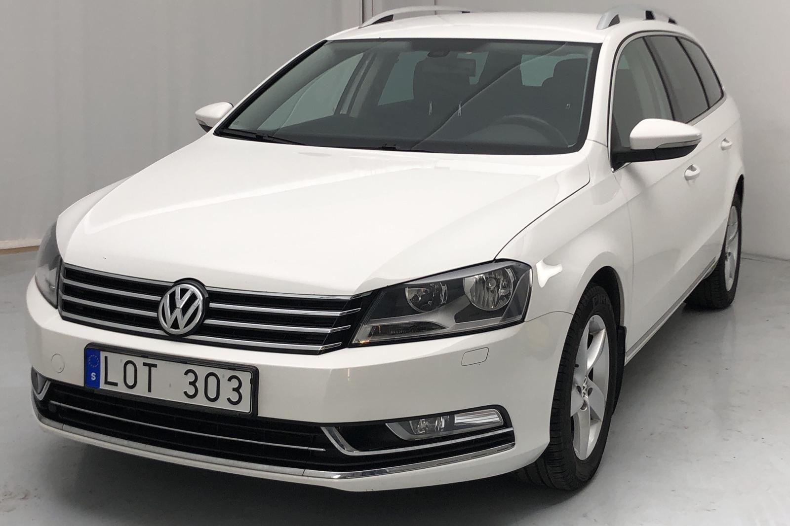 VW Passat 1.4 TSI Mehrstoffvariante (160 hk)