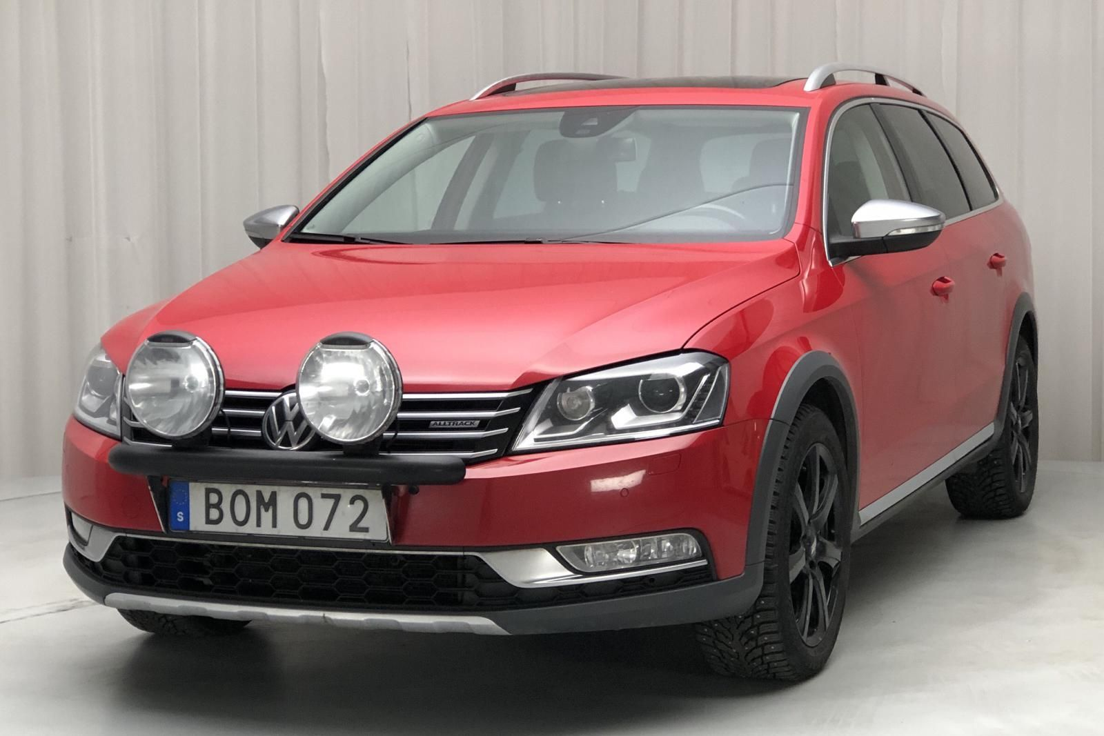 VW Passat Alltrack 2.0 TDI BlueMotion Technologie 4Motion (177Hk)