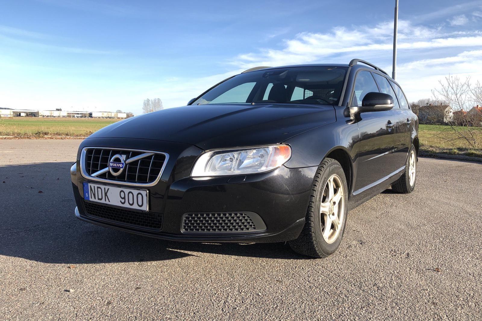 Volvo V70 II T4 (180hk)