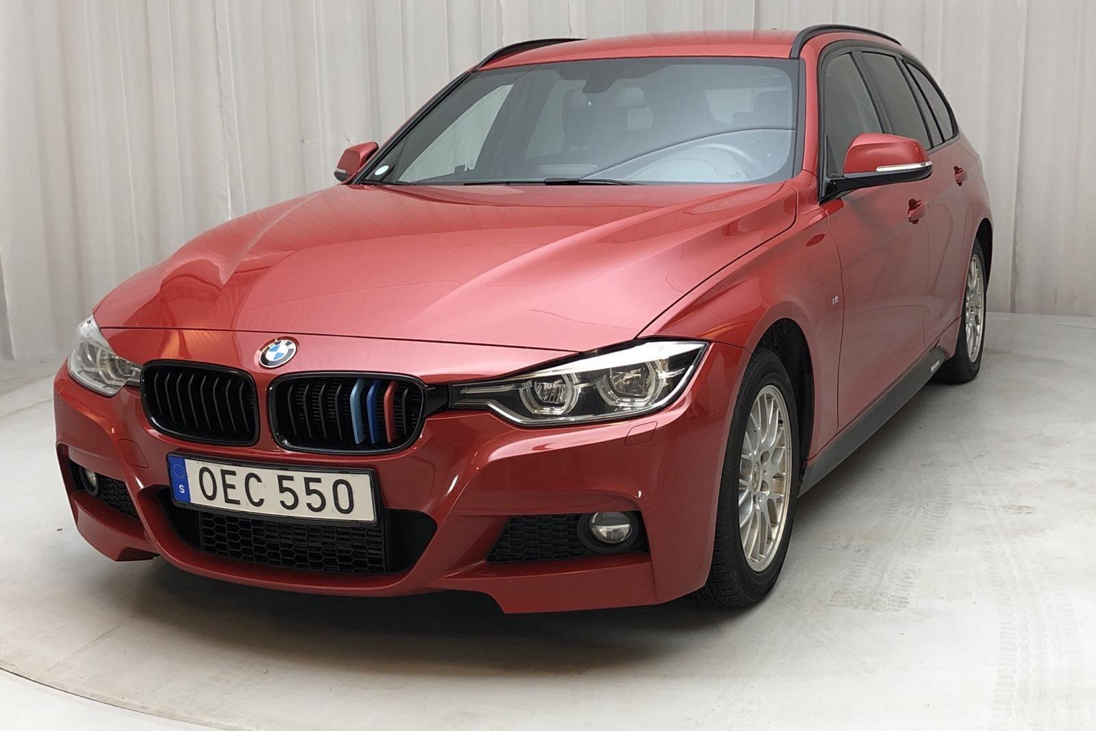 BMW 320d Touring, F31 (190hk)
