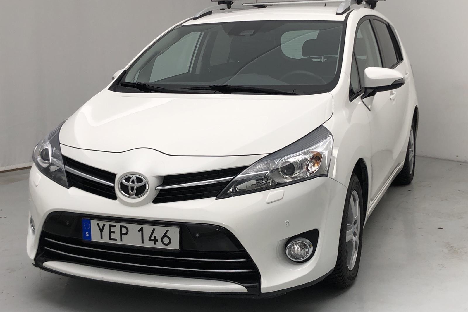 Toyota Verso VVT-i 1.8 (147hk)