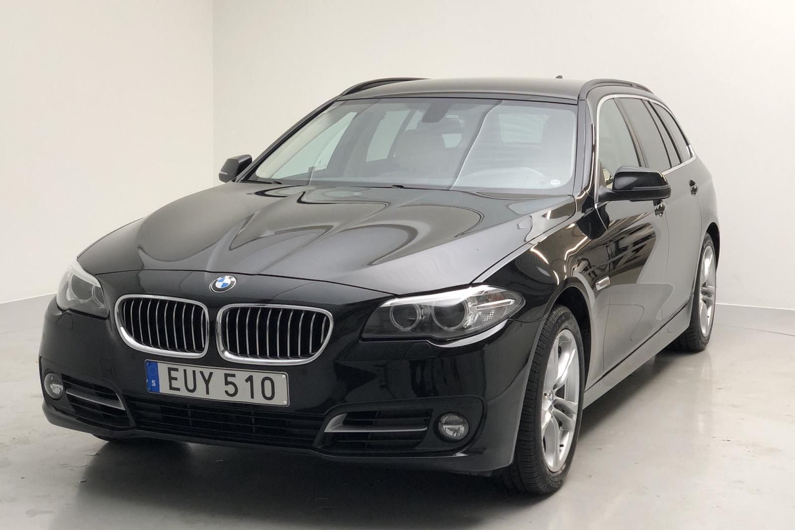 BMW 525d Touring, F11 (218 PS)