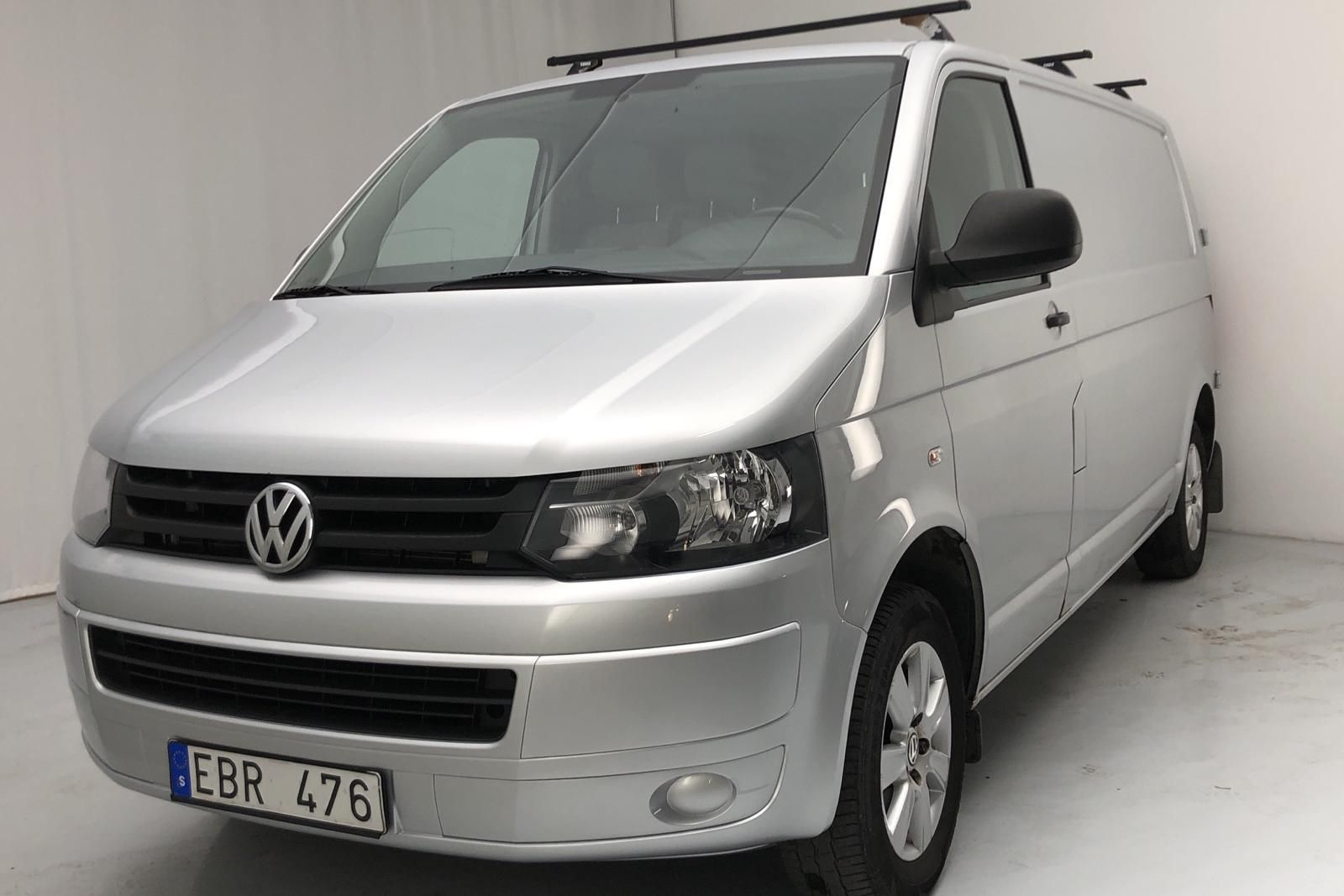VW Transporter T5 2.0 TDI (140hk)