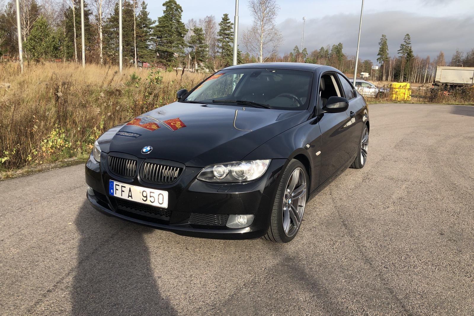 BMW 320i Coupé, E92 (170 Stunden)