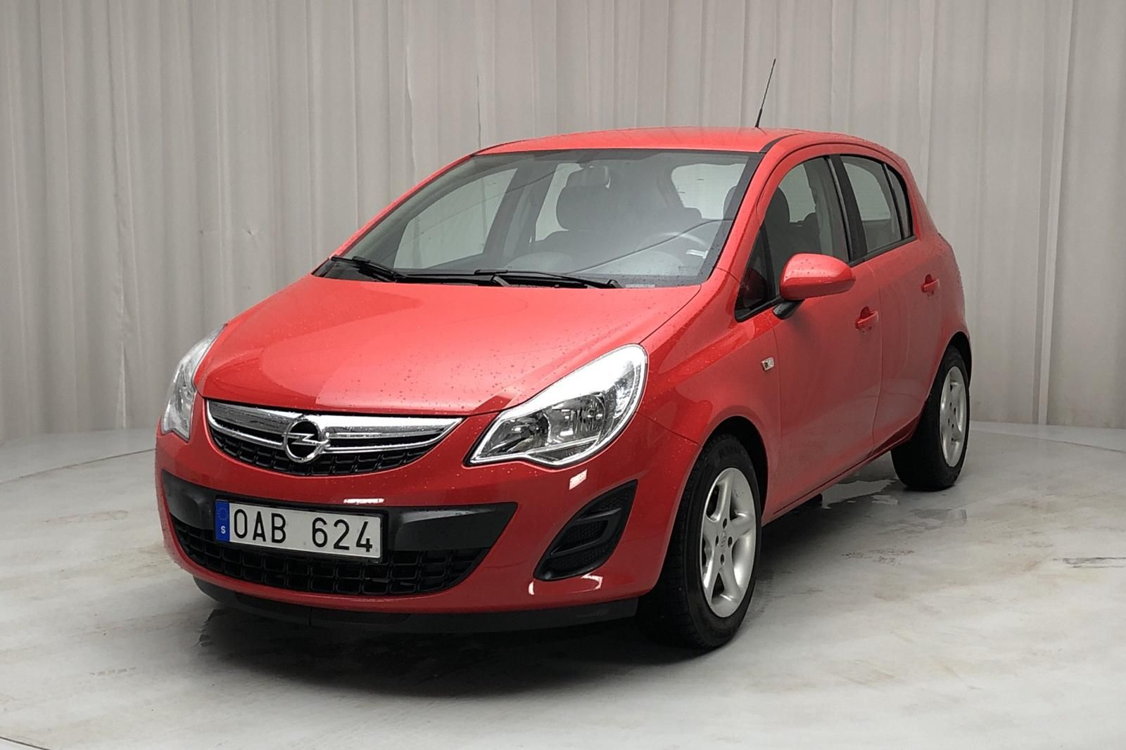 Opel Corsa 1.2 Twinport 5dr (85hk)