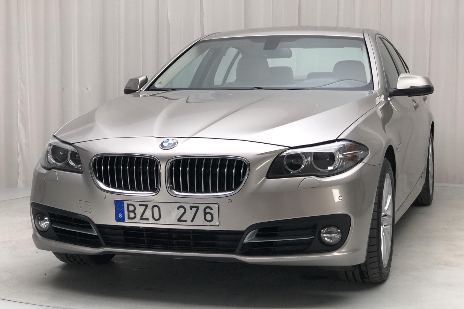 BMW 530d xDrive Limousine, F10 (258hk)