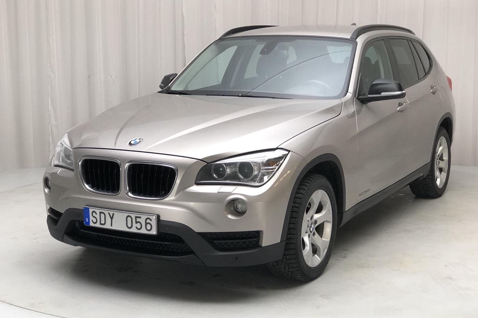 BMW X1 xDrive20d, E84 (184hk)
