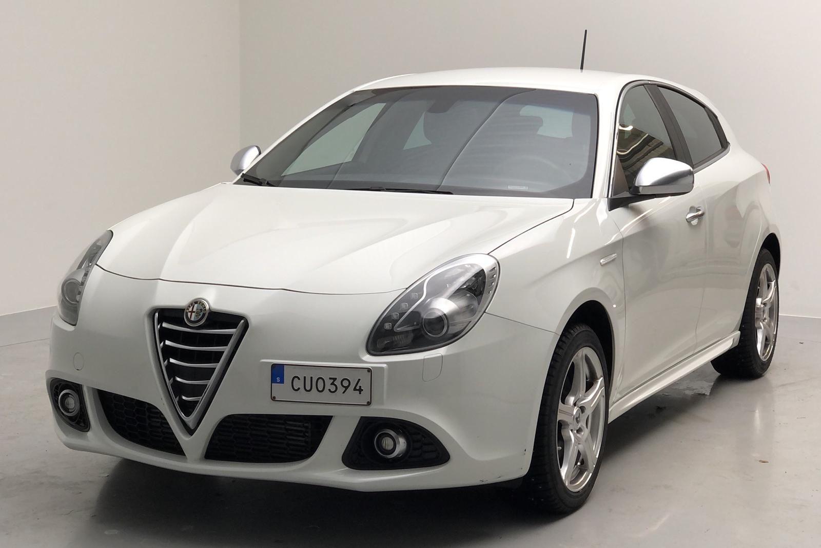 Alfa Romeo Giulietta 2.0 JTDm (150hk)