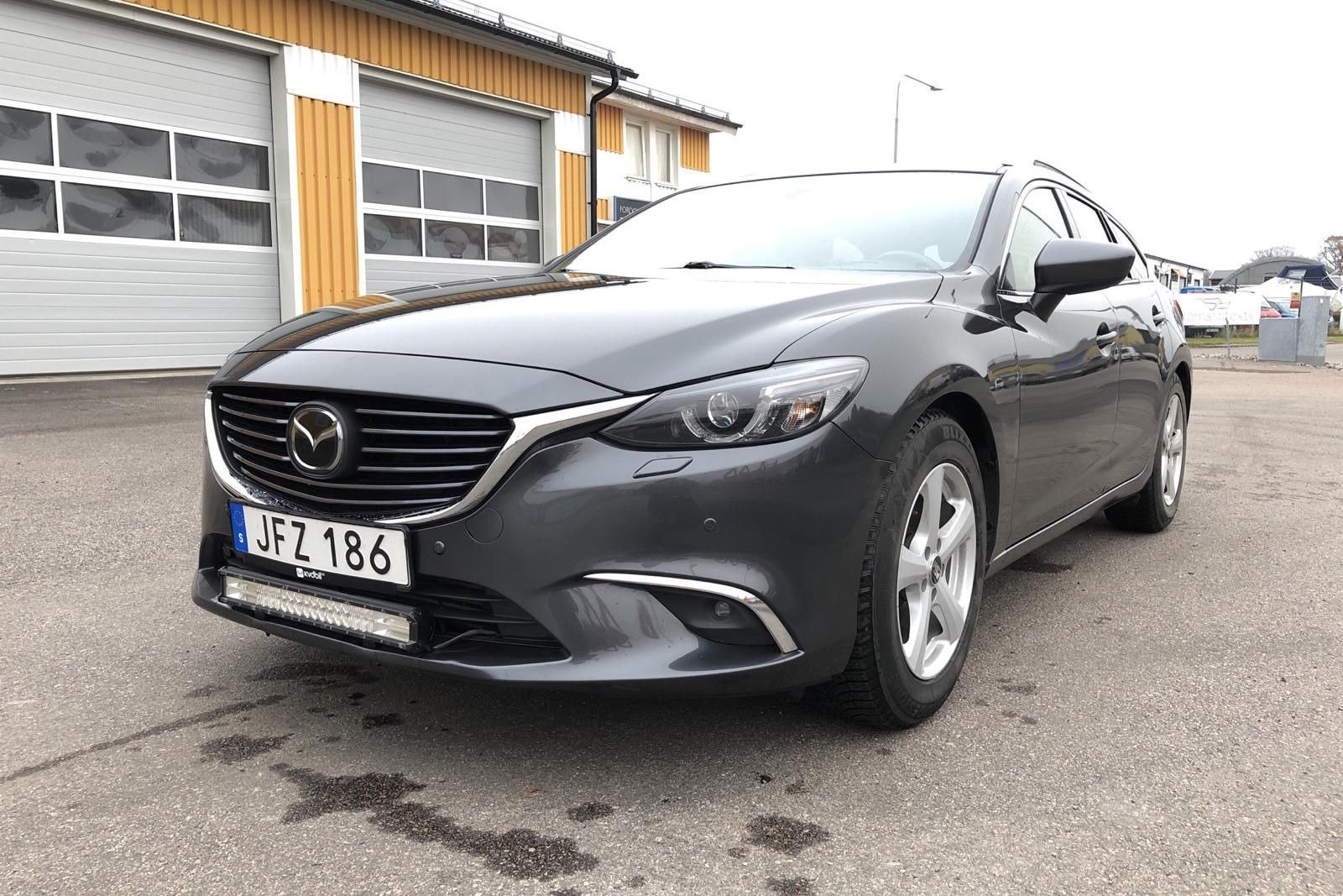 Mazda 6 2.2 DE Kombi AWD (175hk)