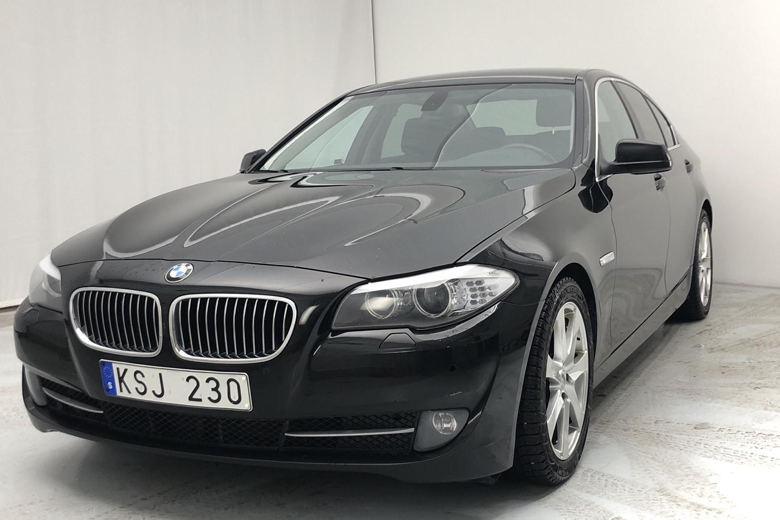 BMW 525d Limousine, F10 (204 PS)