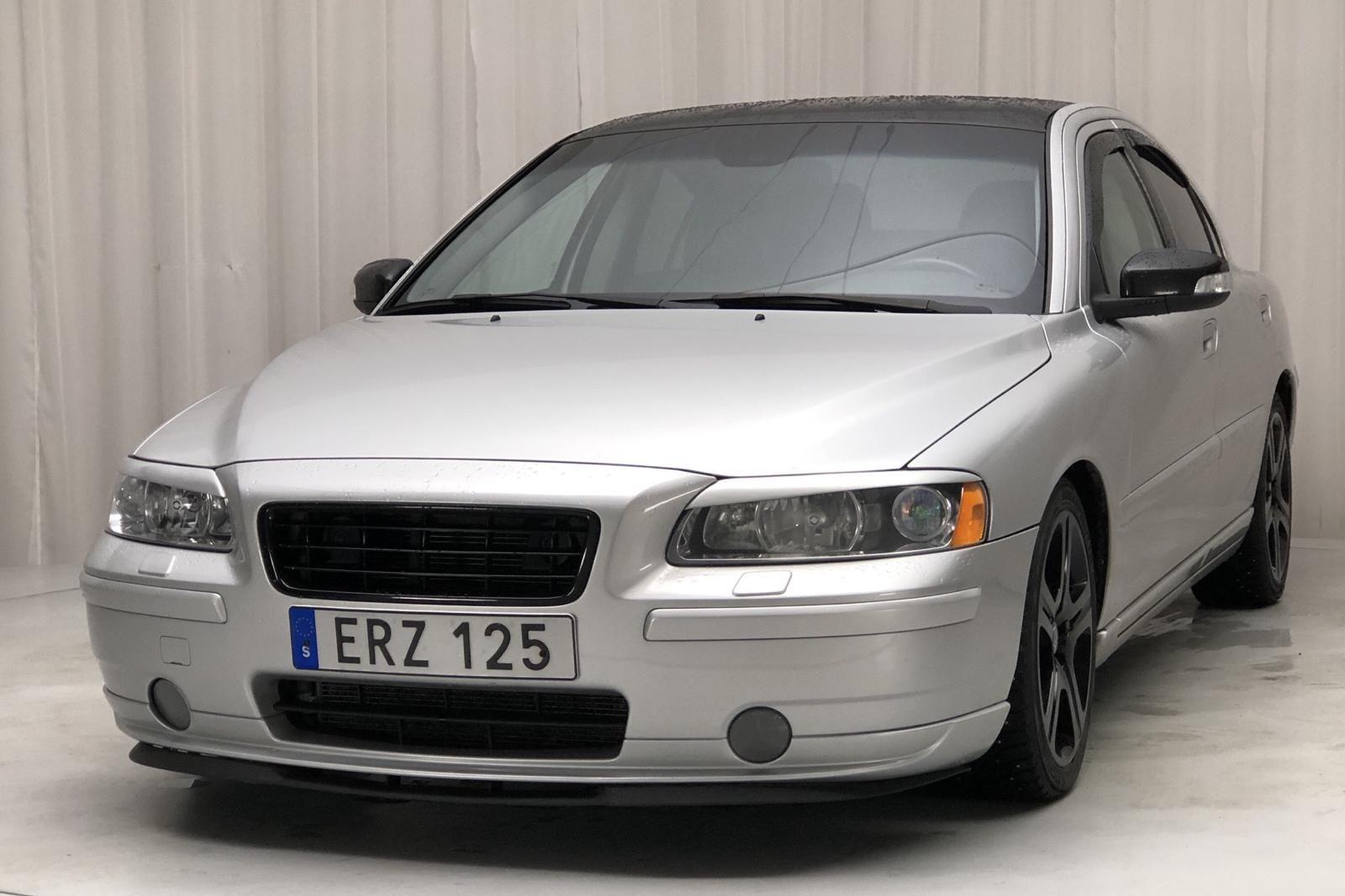 Volvo S60 D5 (185 PS)