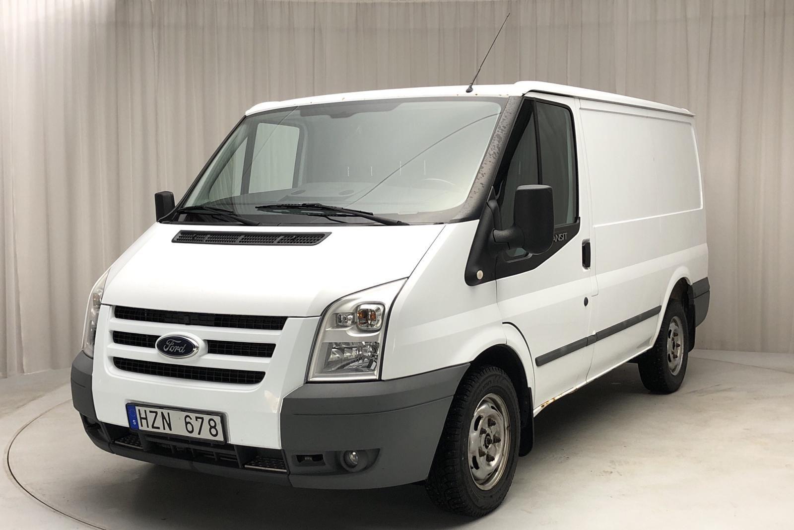 Ford Transporter 260 2.2 TDCi Skåp (85hk)