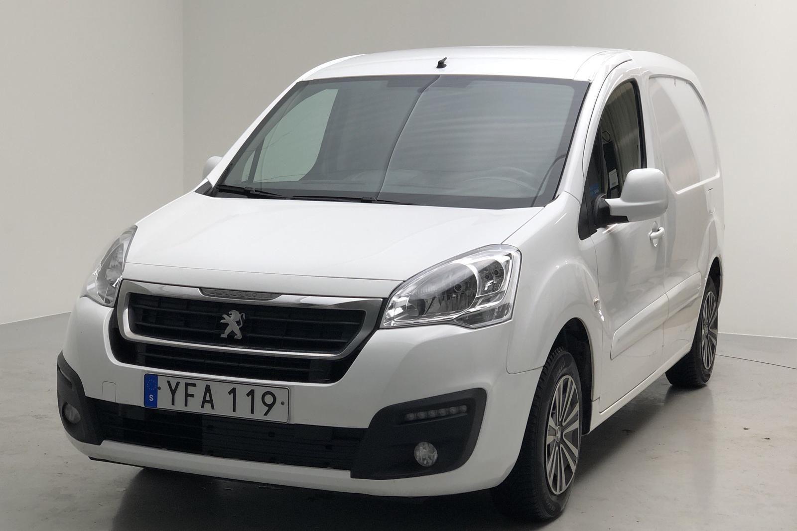 Partenaire Peugeot 1.6 HDI Skåp (75hk)