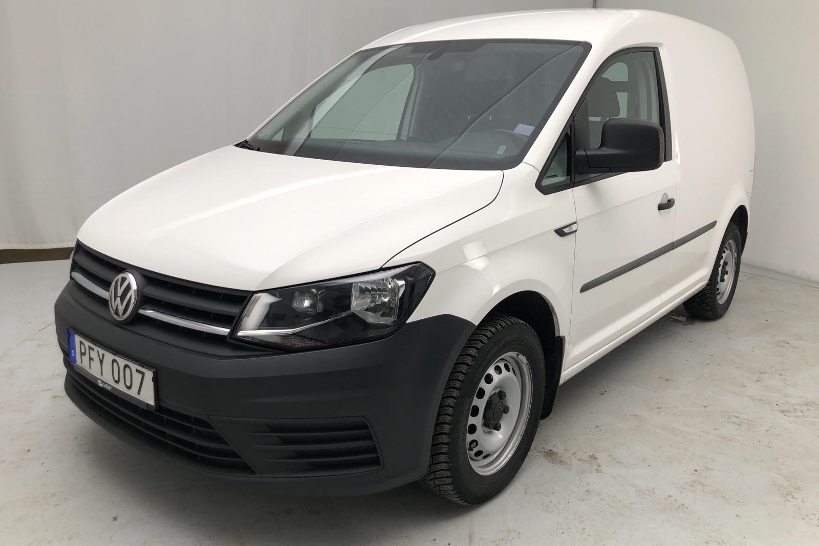 VW Caddy 2.0 TDI Skåp (75hk)