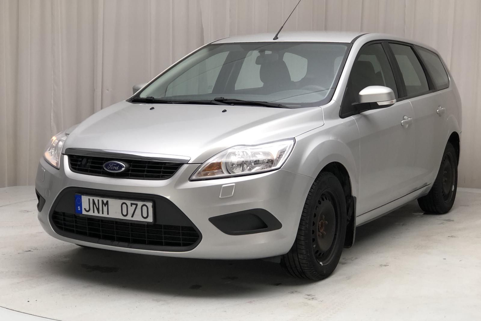 Ford Focus 1.8 FlexiFuel Kombi (125hk)