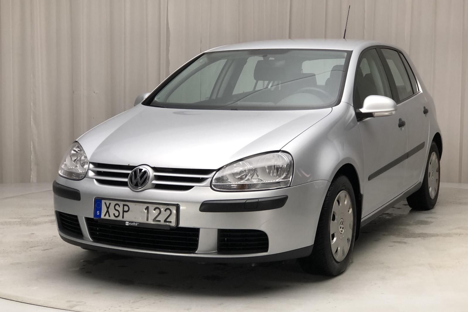 VW Golf A5 1.6 5dr (102HK)