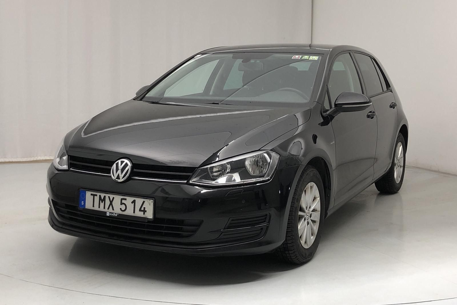 VW Golf VII 1.6 TDI BlueMotion Technologie 5dr (105hk)