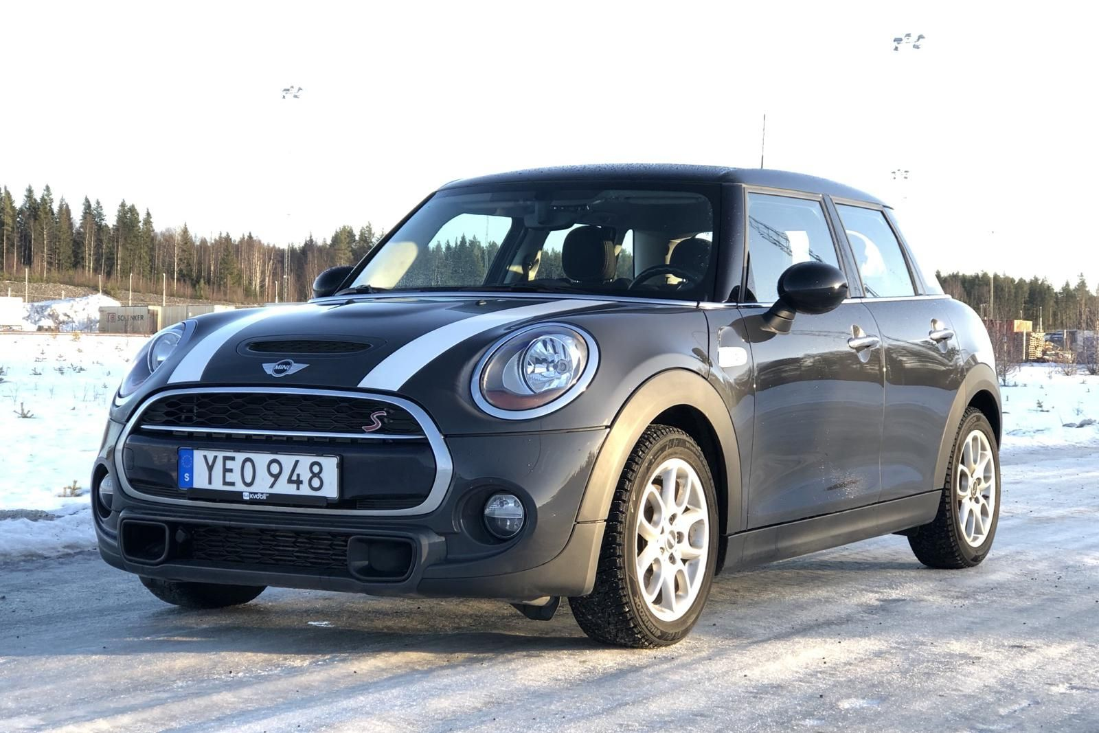MINI Cooper S Luke 5dr (192hk)
