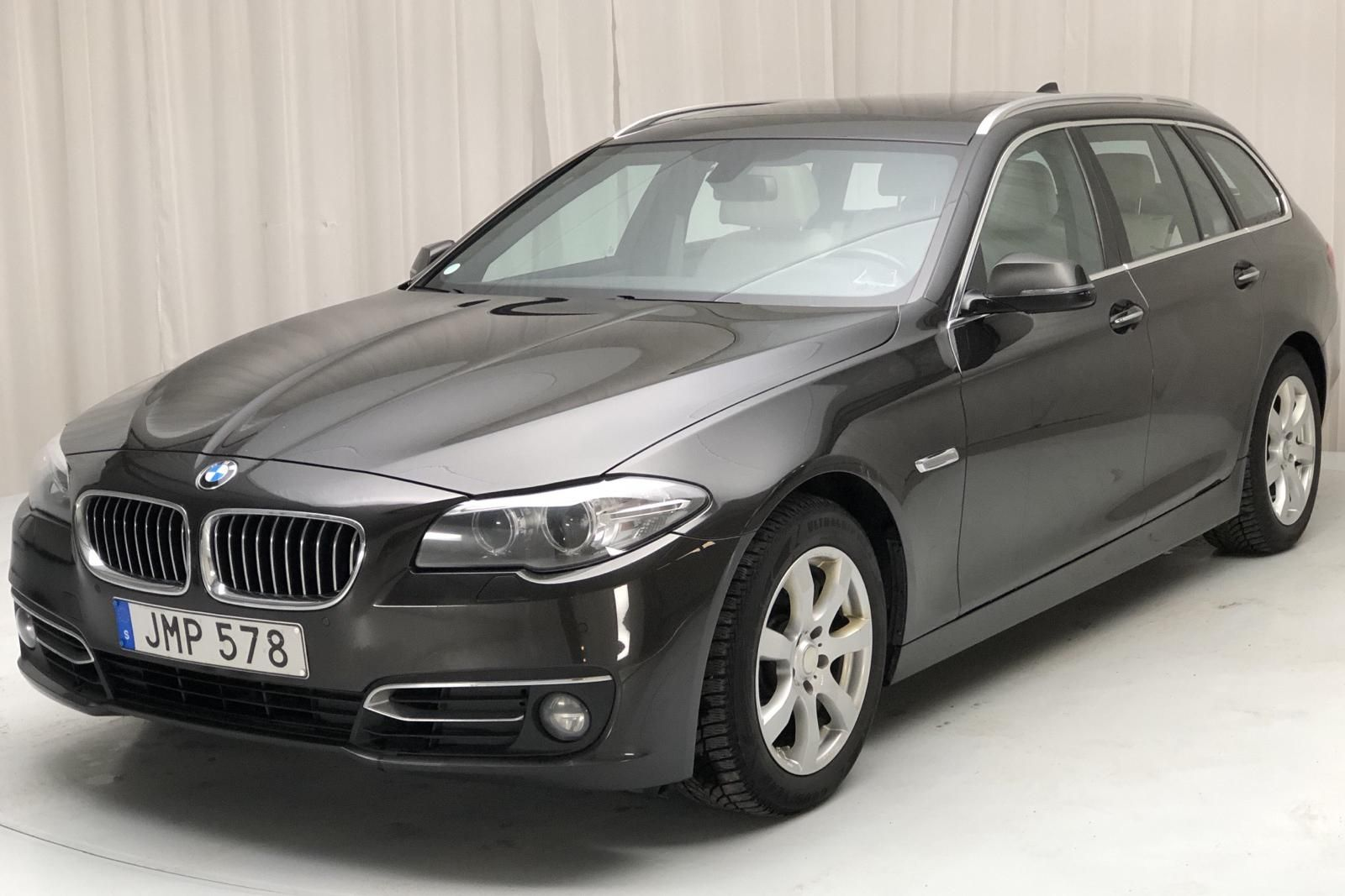 BMW 530d xDrive Touring, F11 (258hk)