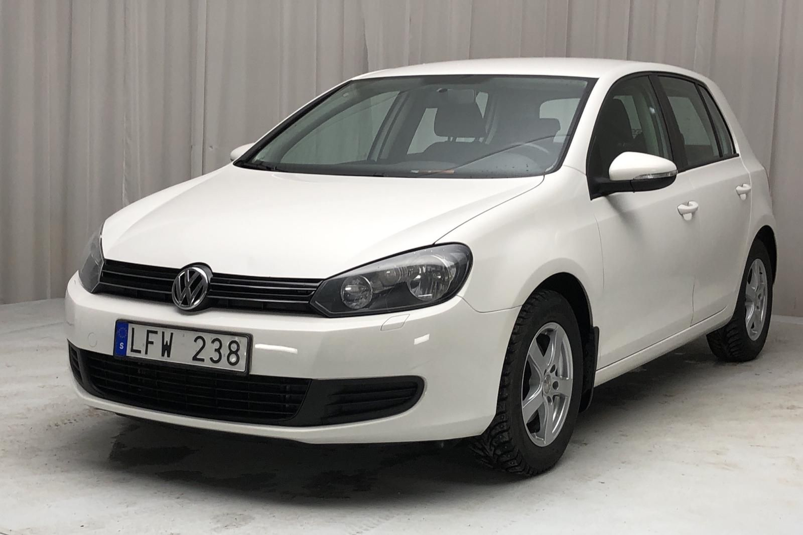 VW Golf VI 1.6 TDI BlueMotion Technologie 5dr (105hk)