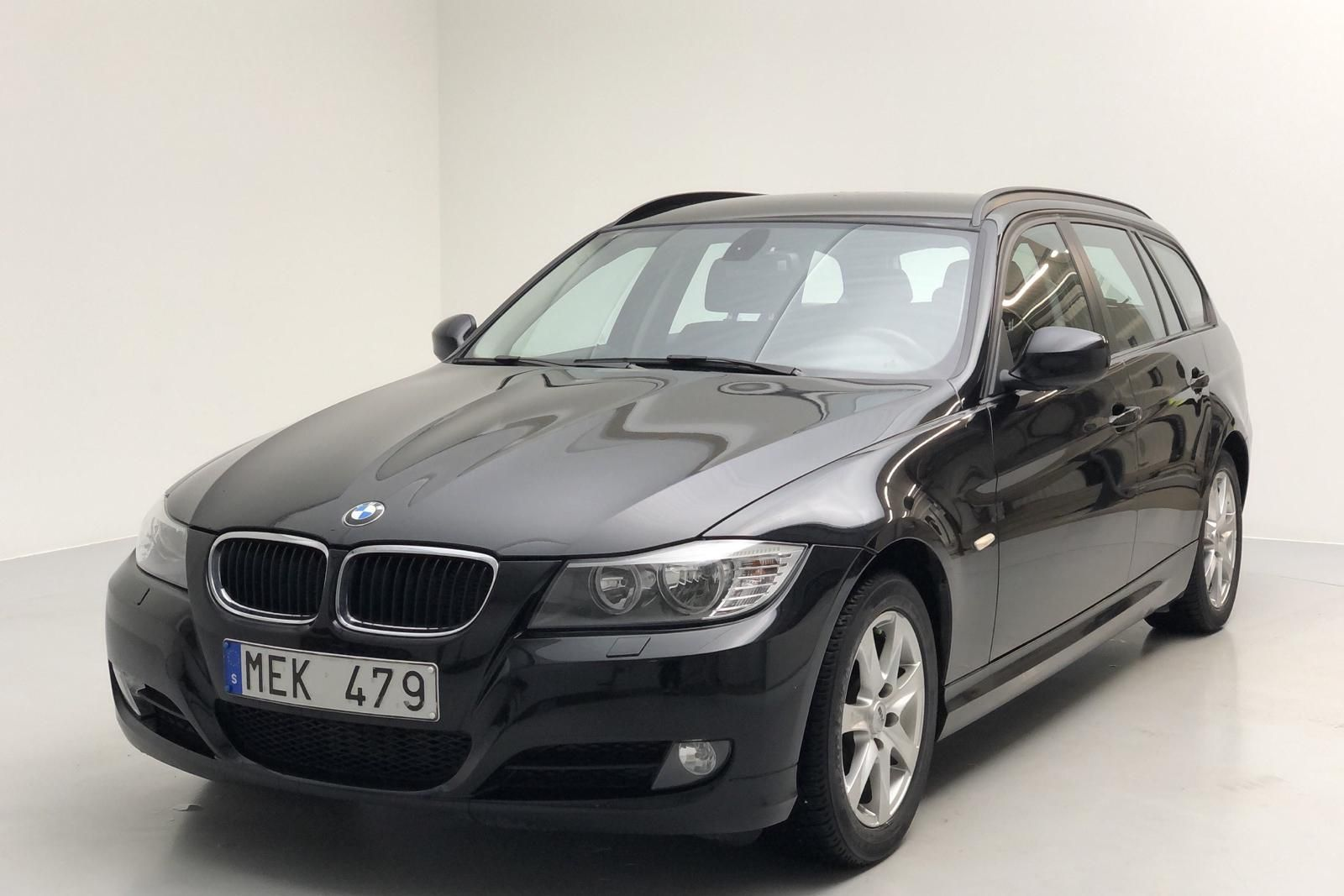 BMW 316d Touring, E91 (116 PS)