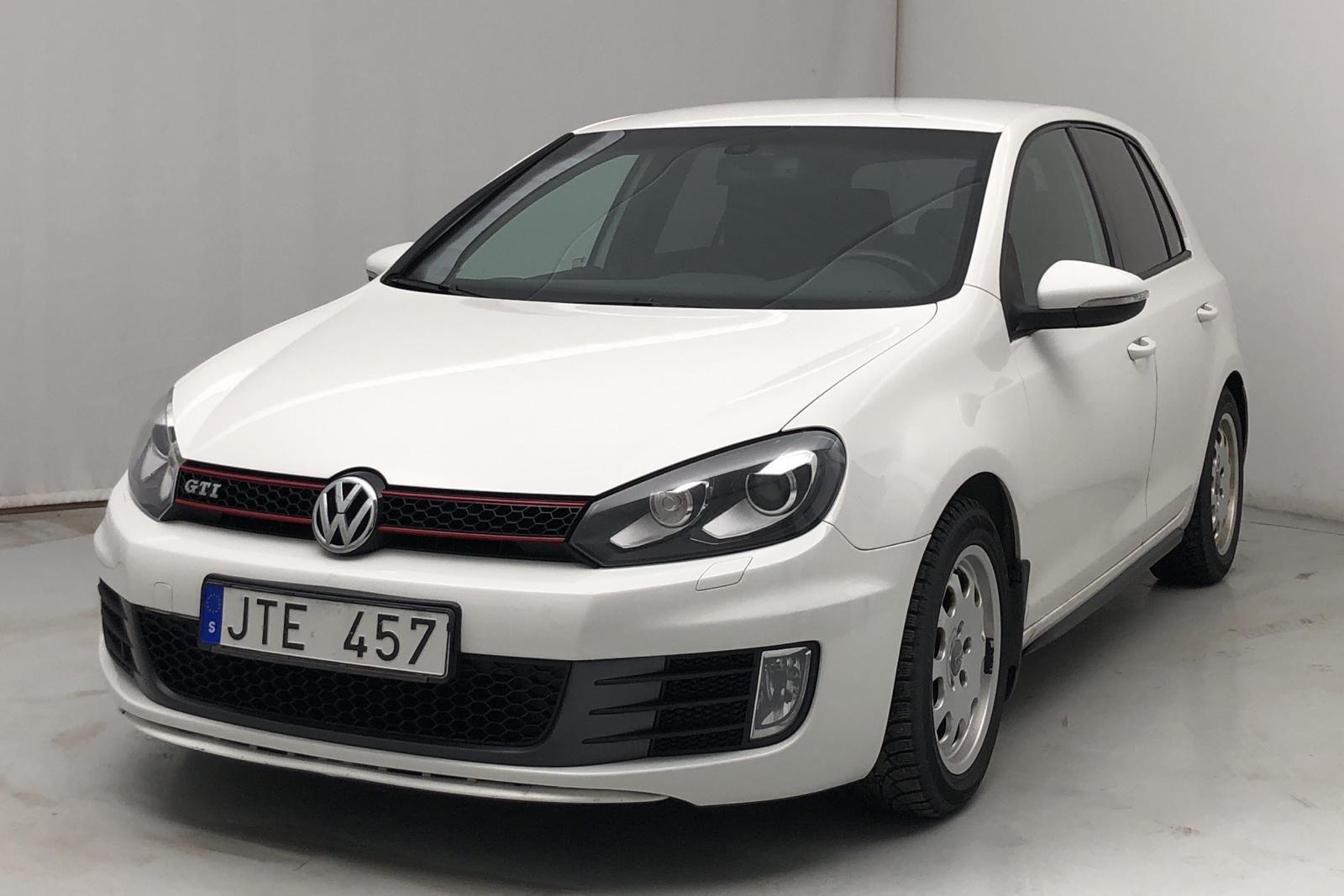 VW Golf VI GTI 2.0 TSI 5dr (211hk)